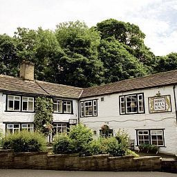 Фасад Shibden Mill Inn Fotos