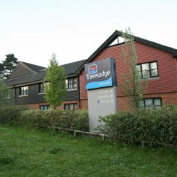 Exterior view TRAVELODGE BRACKNELL Fotos