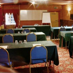 Conference room Donington Park Farmhouse Hotel Fotos