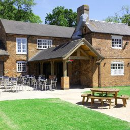 Exterior view Donington Park Farmhouse Hotel Fotos