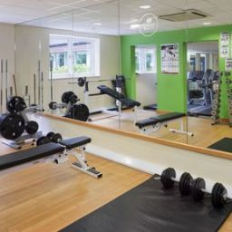 Wellness/fitness area JCT. 8 Holiday Inn HEMEL HEMPSTEAD M1 Fotos