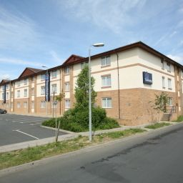Vista exterior TRAVELODGE OXFORD PEARTREE Fotos