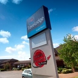 Exterior view Travelodge Waterford Fotos