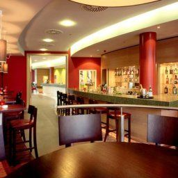 Bar Courtyard by Marriott Berlin Mitte Fotos