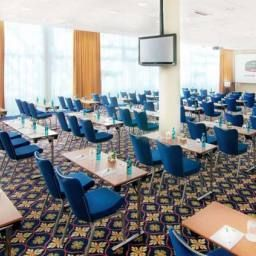 Conference room Courtyard by Marriott Berlin Mitte Fotos