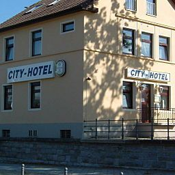 Exterior view City Hotel Fotos