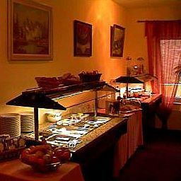 Buffet Europa Apparthotel Fotos