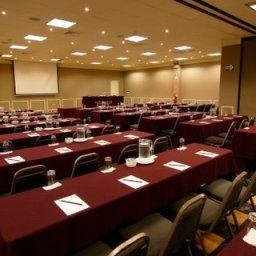 Conference room Plaza Del Bosque Apart Hotel Fotos