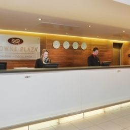 Холл Crowne Plaza LONDON DOCKLANDS Fotos