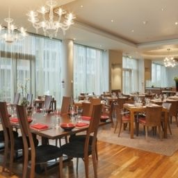 Ristorante Crowne Plaza LONDON DOCKLANDS Fotos