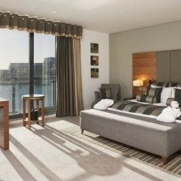 Suite Crowne Plaza LONDON DOCKLANDS Fotos