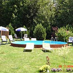 Piscine Rainbow Garni Fotos