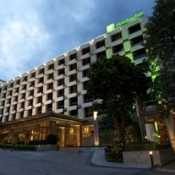 Vista exterior Holiday Inn BANGKOK Fotos
