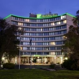 Фасад Holiday Inn MELBOURNE AIRPORT Fotos