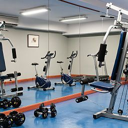 Sala fitness Tarraco Park Fotos