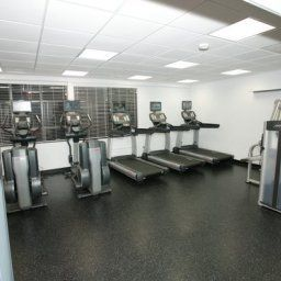 Sala fitness Radisson Hotel Research Triangle Park Fotos