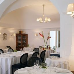 Breakfast room within restaurant Palazzo Failla Fotos