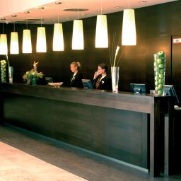Reception NH Nürnberg City Fotos
