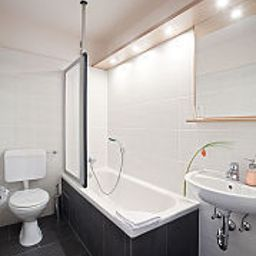 Camera da bagno CONCEPT LIVING MUNICH - Apartments - Fotos