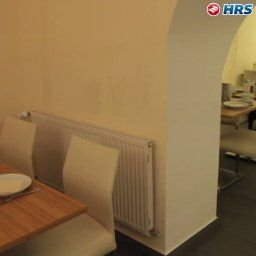 Breakfast room within restaurant BoardingHouse Fotos