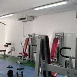 Fitness room Best Western Titian Inn Hotel Treviso Fotos
