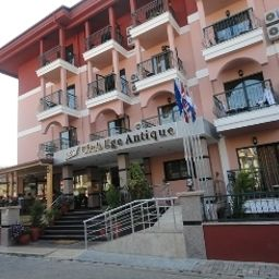 EGE ANTIQUE HOTEL CLUB Даламан Armutalan