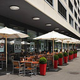Restaurant Courtyard Zurich North Fotos