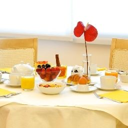 Breakfast room Executive Bergamo Fotos