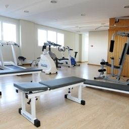 Fitness room Best Western Albufera Fotos