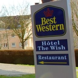 Vista exterior Best Western The Wish (ex Amarys Guyancourt) Fotos