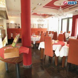 Breakfast room within restaurant CineHotel Maroni Fotos