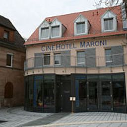 Exterior view CineHotel Maroni Fotos