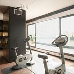 Fitness room AC Hotel Bologna by Marriott Fotos