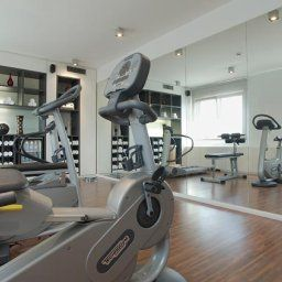 Wellness/Fitness AC Hotel Padova by Marriott Fotos