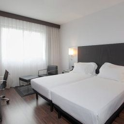 Chambre AC Hotel Padova by Marriott Fotos