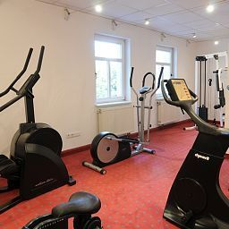 Fitness room Azimut Dresden Fotos