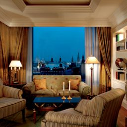 Номер Moscow The Ritz-Carlton Fotos