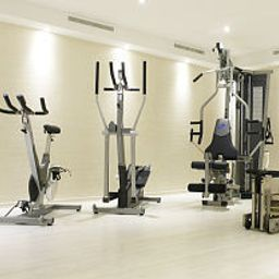 Wellness/fitness area Cour des Augustins Boutique Gallery Design Hotel Fotos