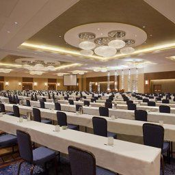Salle de banquets Renaissance Schaumburg Convention Center Hotel Fotos