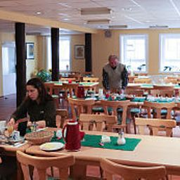 Breakfast room within restaurant Mann Gästehaus Fotos
