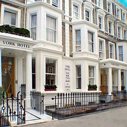 Außenansicht Dylan Apartments Earls Court Fotos