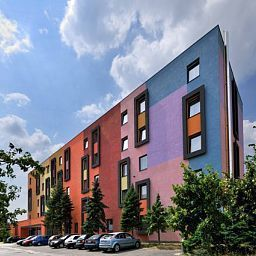 Vista exterior Color Fotos