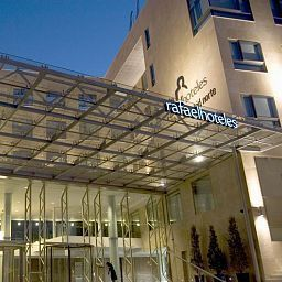Exterior view Rafaelhoteles Madrid Norte Fotos