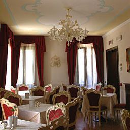 Breakfast room within restaurant Villa Foscarini Fotos