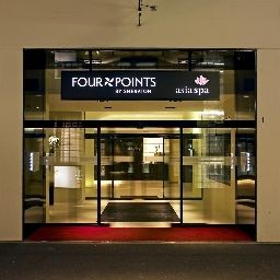 Exterior view Four Points by Sheraton Sihlcity - Zurich Fotos