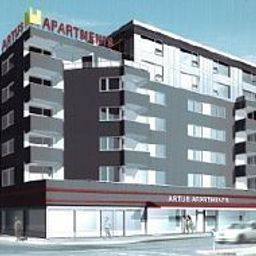 Artus Apartments Berlin
