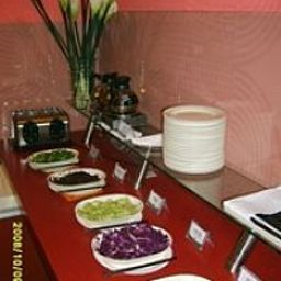 Breakfast room within restaurant Jin Jiang Inn Xi'an South Second Ring Gaoxin Hotel Fotos