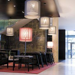 Hall Dublin Radisson Blu Royal Hotel Fotos