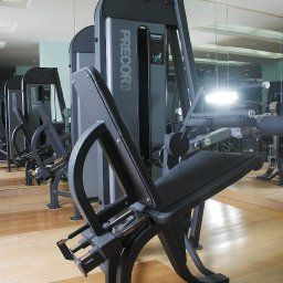 Wellness/fitness Jeddah Radisson Blu Hotel Fotos