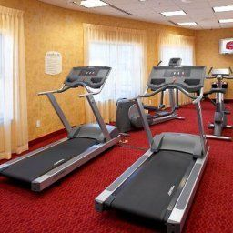 Bien-être - remise en forme Residence Inn East Rutherford Meadowlands Fotos